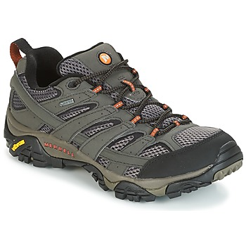 Shoes Men Hiking shoes Merrell MOAB 2 GTX Grey