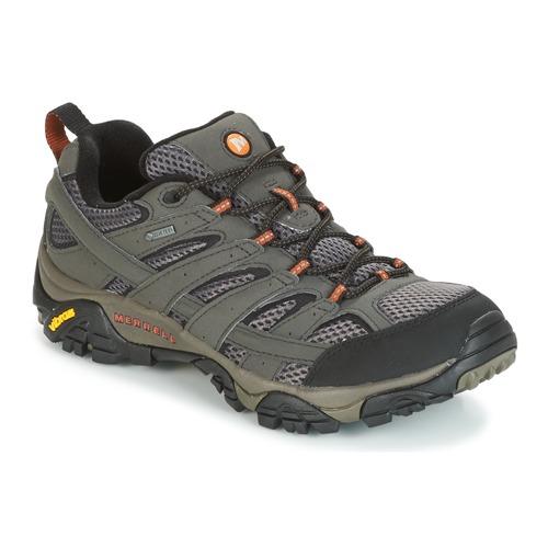 Shoes Men Hiking shoes Merrell MOAB 2 GTX Grey