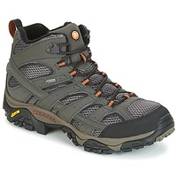 Shoes Men Hiking shoes Merrell MOAB 2 MID GTX Grey
