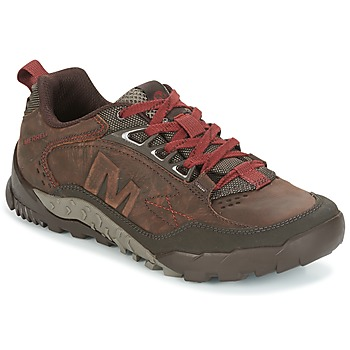 Shoes Men Multisport shoes Merrell ANNEX TRAK LOW Brown