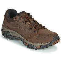 Shoes Men Hiking shoes Merrell MOAB VENTURE LACE Brown