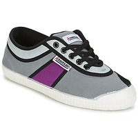Shoes Men Low top trainers Kawasaki HOT SHOT Grey / Violet