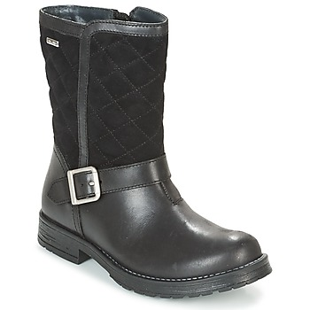 Shoes Girl Boots Start Rite AQUA JESSIE Black
