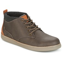 Shoes Men High top trainers Skechers MENS USA Brown