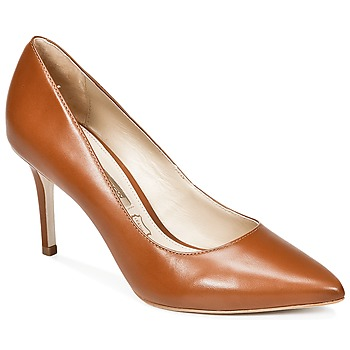 Shoes Women Court shoes Buffalo SEMI CROMO Cognac