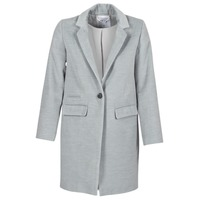 material Women coats Betty London HODISSE Grey