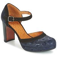 Shoes Women Court shoes Chie Mihara TISA Blue / Metallic
