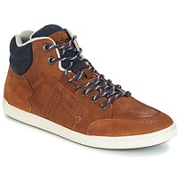 Shoes Men High top trainers Kickers CRAFFITI CAMEL