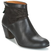 Shoes Women Ankle boots Kickers SEETY Black