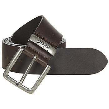 Accessorie Men Belts Levi's NEW ALBERT Brown