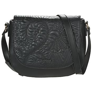 Bags Women Shoulder bags Desigual BOLS_VARSOVIA LOTTIE Black