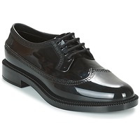 Shoes Women Derby shoes Melissa CLASSIC BROGUE AD. Black