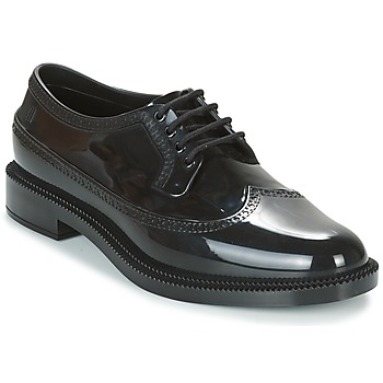 Shoes Women Derby shoes Melissa CLASSIC BROGUE AD. Black