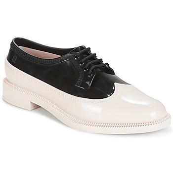 Shoes Women Derby shoes Melissa CLASSIC BROGUE AD. Pink / Black