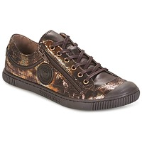 Shoes Women Low top trainers Pataugas BISK BRONZE