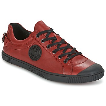 Shoes Women Low top trainers Pataugas BOHEM Red
