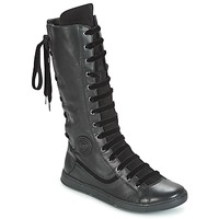 Shoes Women Boots Pataugas JINA Black