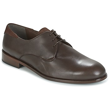 Shoes Men Derby shoes So Size HUPO Brown