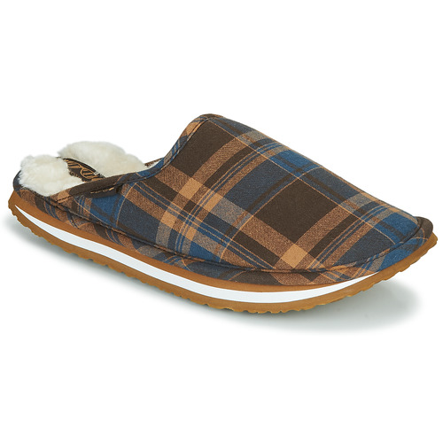 Shoes Men Slippers Cool shoe HOME Blue / Grey