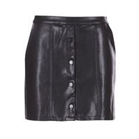 material Women Skirts Moony Mood HARIA Black