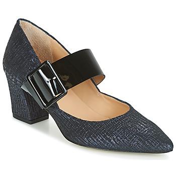 Shoes Women Court shoes Perlato JESSY Blue / Black