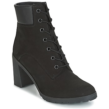 Shoes Women Ankle boots Timberland ALLINGTON 6IN LACE UP Black