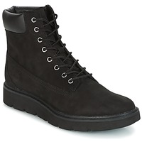 Shoes Women Mid boots Timberland KENNISTON 6IN LACE UP BOOT Black