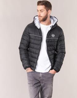 material Men Duffel coats Sergio Tacchini ELBOW JACKET Black