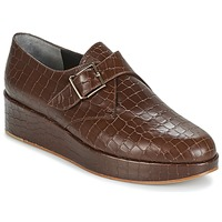 Shoes Women Derby shoes Robert Clergerie NONKA-V.COCCO-CHOCOLAT Brown