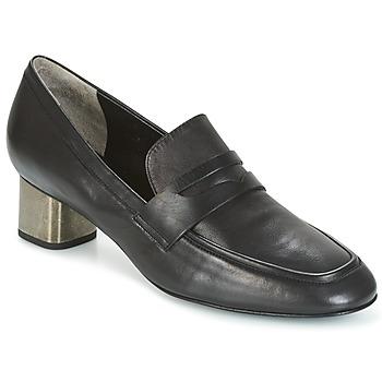 Shoes Women Slip ons Robert Clergerie POVIA-AGNEAU-NOIR Black