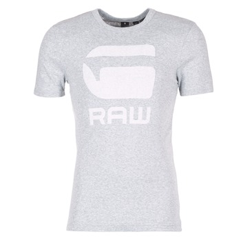 material Men short-sleeved t-shirts G-Star Raw DRILLON Grey