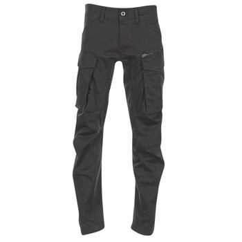 material Men Cargo trousers  G-Star Raw ROVIC ZIP 3D TAPERED Raven