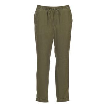 material Women Wide leg / Harem trousers G-Star Raw BRONSON SPORT WMN Kaki