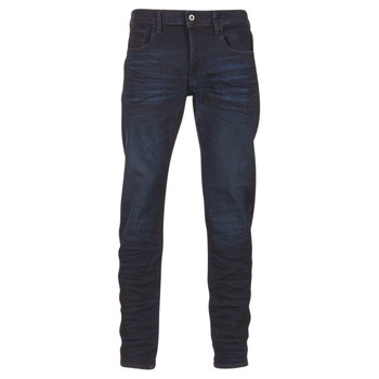 material Men straight jeans G-Star Raw 3301 DECONSTRUCTED SLIM Blue