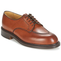 Shoes Men Derby shoes Barker PARIS Pink