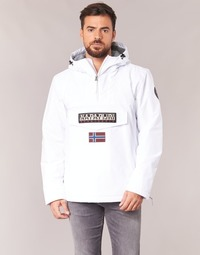 material Men Parkas Napapijri RAINFOREST White