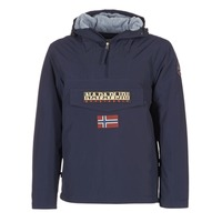 material Men Parkas Napapijri RAINFOREST MARINE