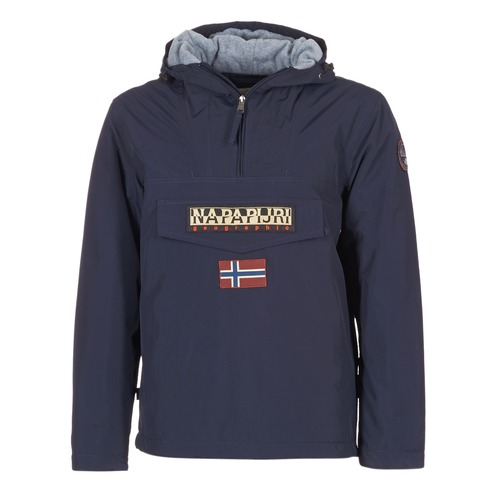 material Men Parkas Napapijri RAINFOREST Marine