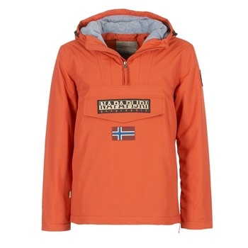 material Men Parkas Napapijri RAINFOREST Orange