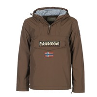 material Men Parkas Napapijri RAINFOREST Brown