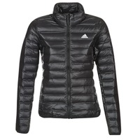 material Women Duffel coats adidas Performance VARILITE Black