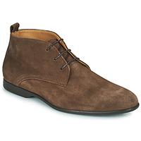 Shoes Men Mid boots Carlington EONARD Brown