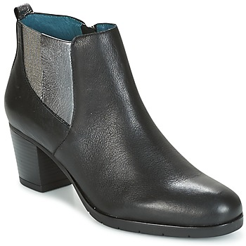 Shoes Women Ankle boots Karston GADJO Black