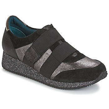Shoes Women Low top trainers Karston SENIT Grey / Dark
