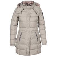 material Women Duffel coats Esprit ARDA Taupe