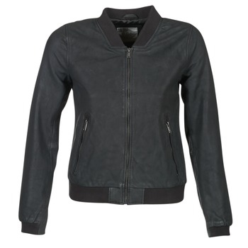 material Women Leather jackets / Imitation leather Esprit MARDO Black