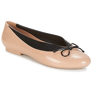 Shoes Women Ballerinas Melissa JUST DANCE Beige