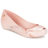 Shoes Women Ballerinas Melissa ULTRAGIRL XII Pink
