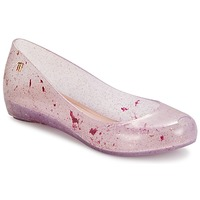 Shoes Women Ballerinas Melissa ULTRAGIRL XII Pink / GLITTER