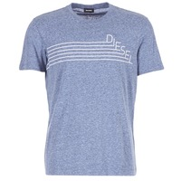 material Men short-sleeved t-shirts Diesel JOE QF MARINE